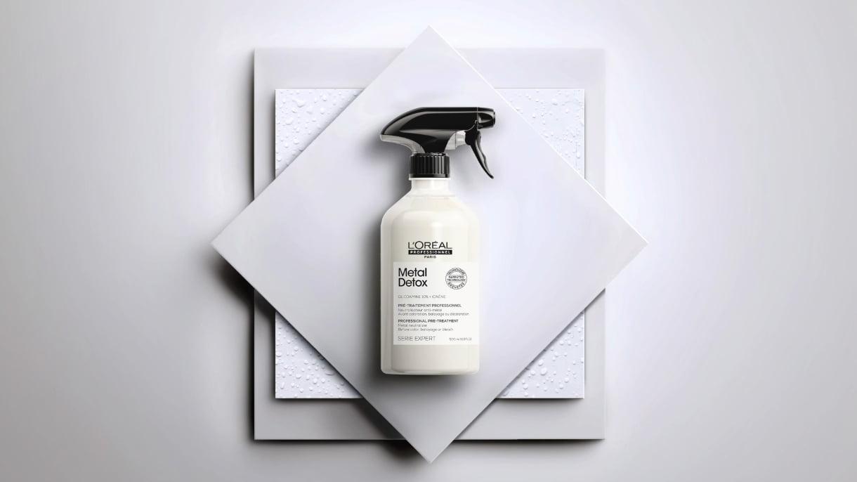 produto detox para o cabelo Metal Detox
