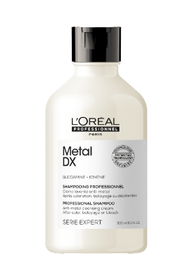 Anti-metal cleansing cream