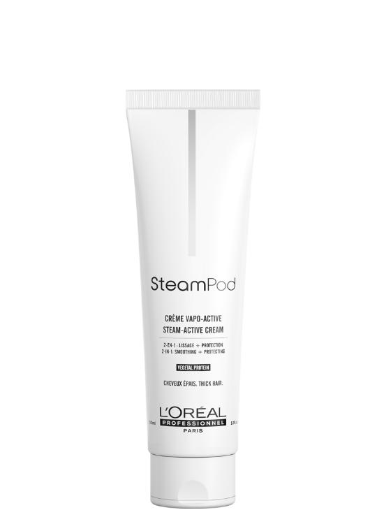 steam active cream