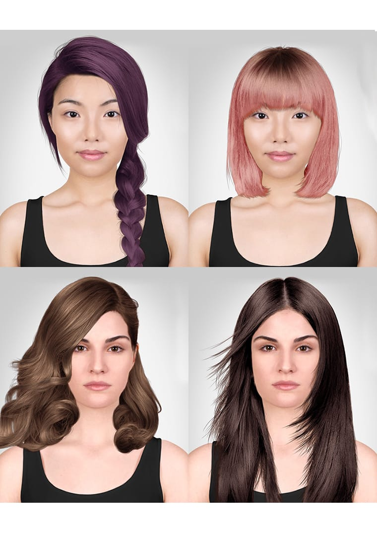 Haircolor is the new make-up