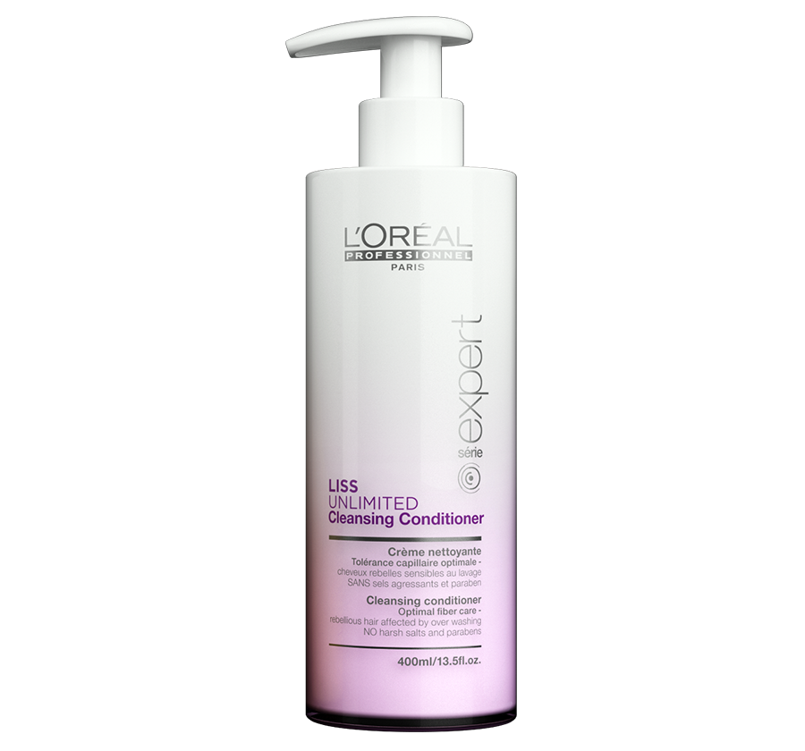 Cleansing Conditioner Packshot Liss Unlimited