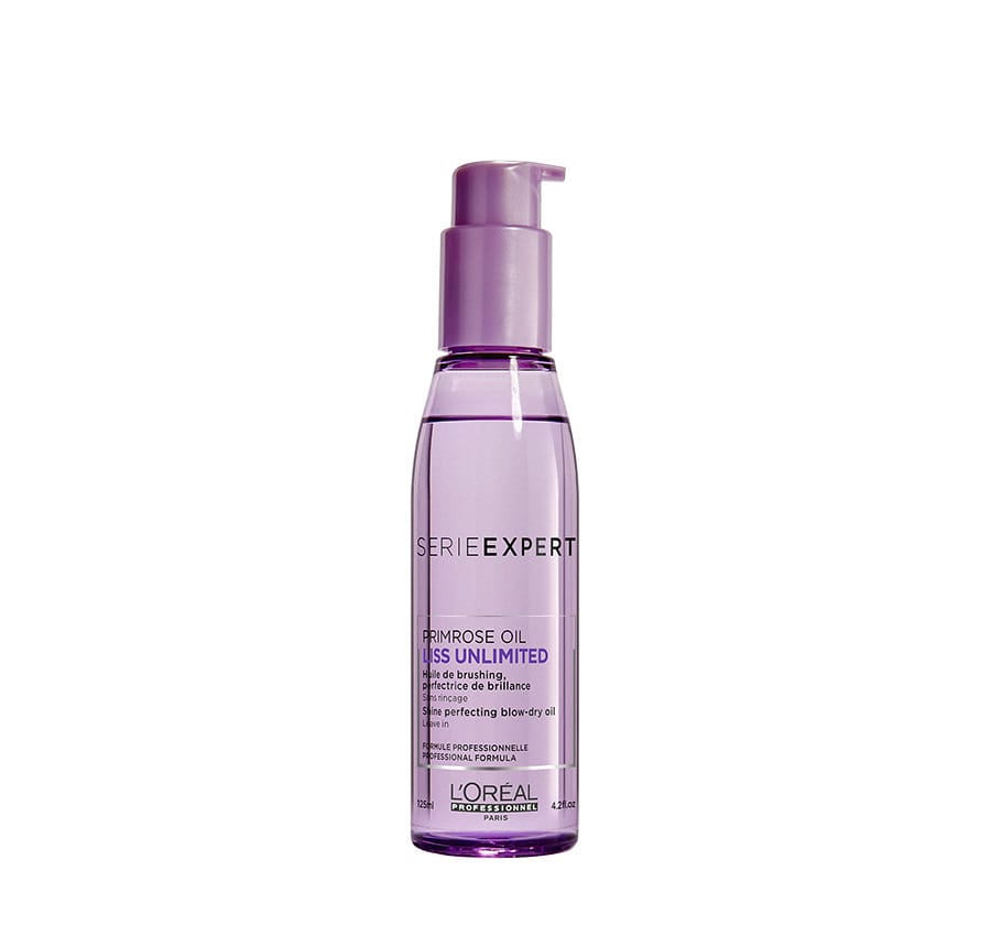shine perfecting blowdry oil liss unlimited by l