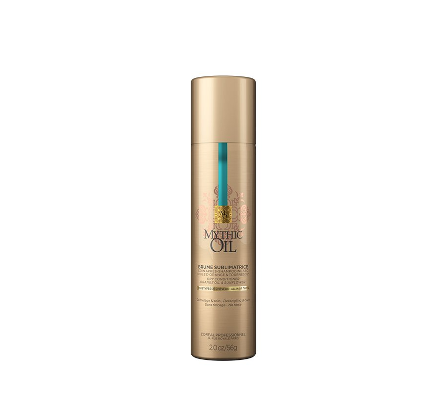 Brume Sublimatrice Dry Conditioner Mythic Oil
