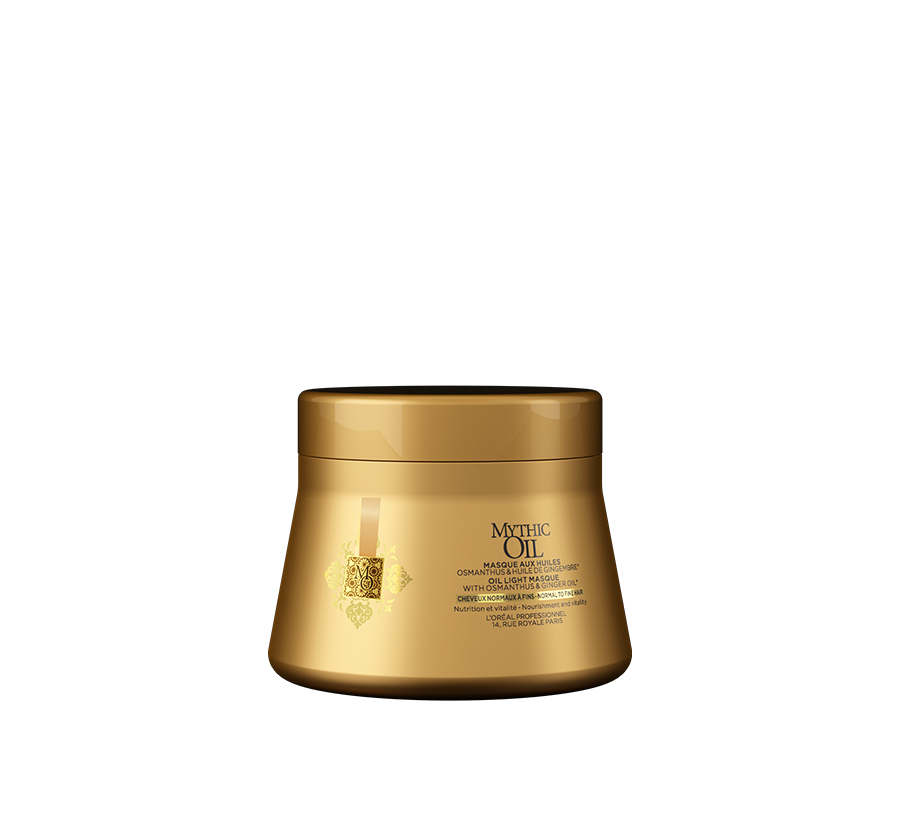 Mythic Oil Oil Light Masque Normal to Fine Hair