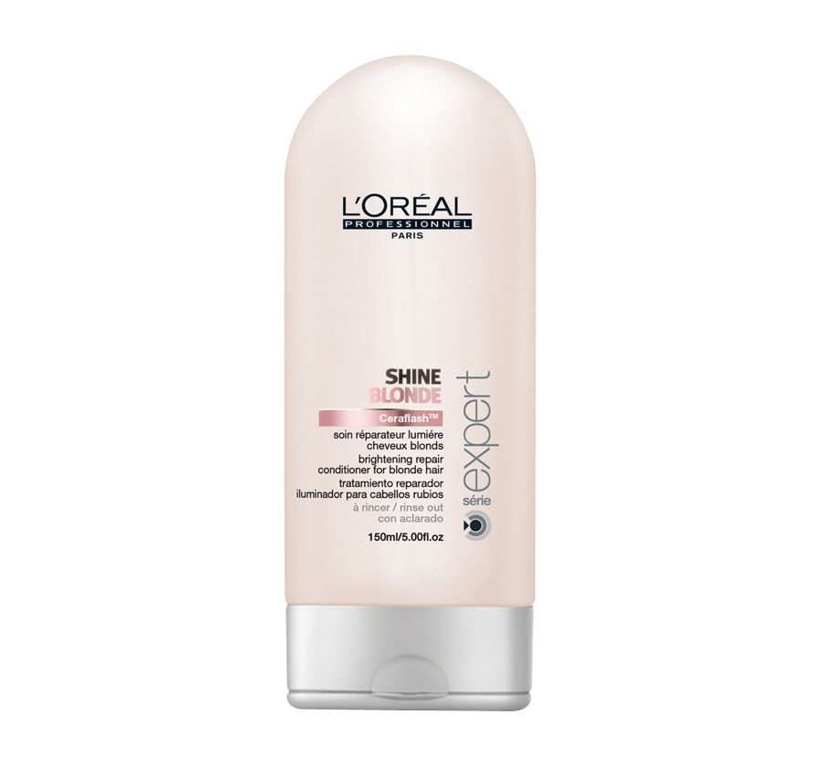 Conditioner Shine Blond  Colour Protection