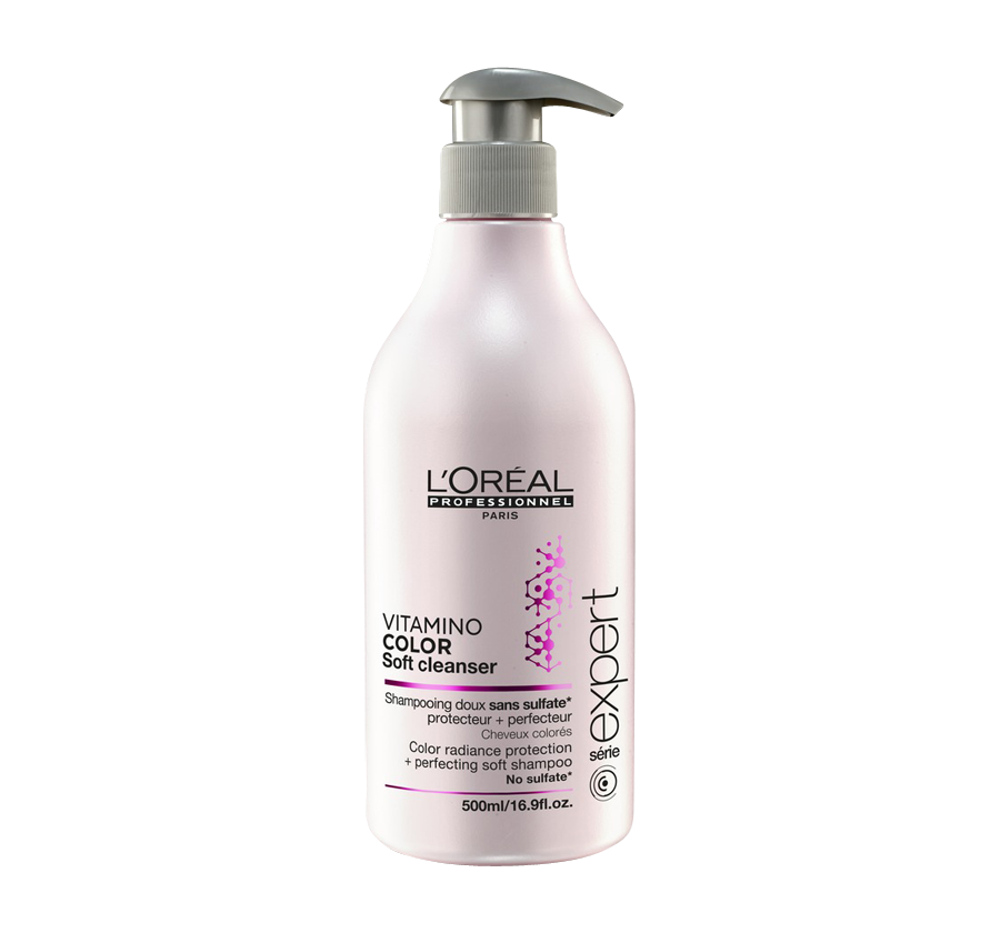 soft cleanser colour protection - L Oreal Vitamino Color