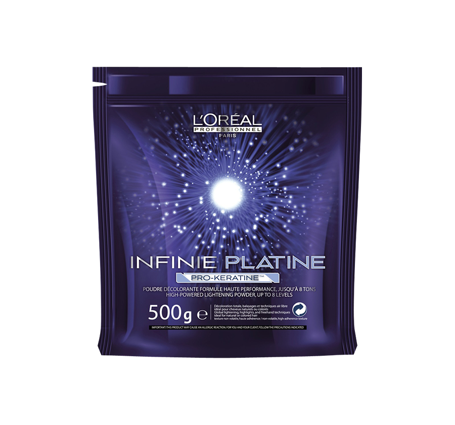 infinie platine lightening powder