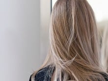 Blond Studio Hair Result Image