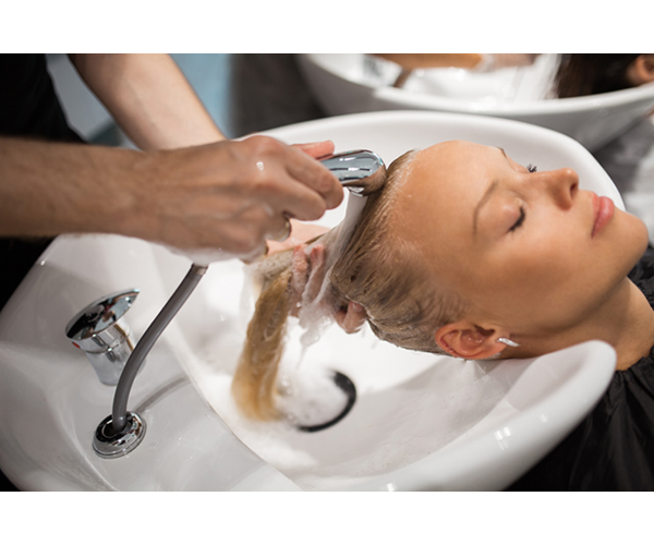 Repair Damaged Hair Protocol Step 1 Image