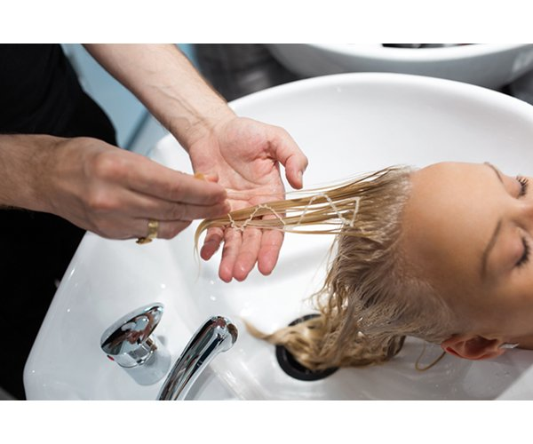 Repair Damaged Hair Protocol Step 2 Image