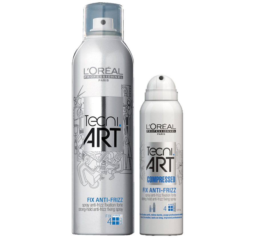 Packshot Product Anti Frizz TecniArt